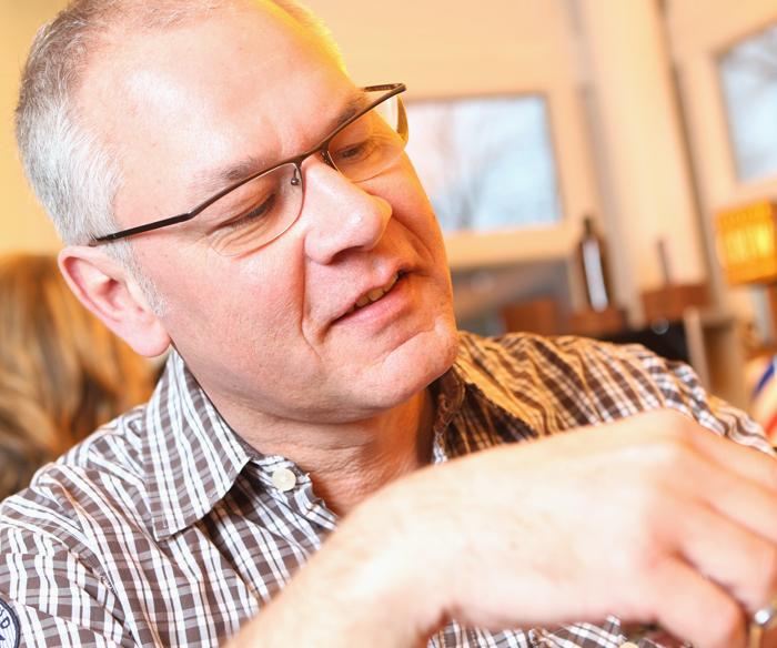 Inhaber Torsten Kleen, Friseurmeister